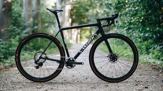 'The world's lightest gravel bike:' Specialized redefines its Crux platform