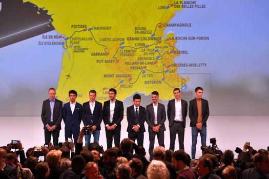How to watch the 2022 Tour de France and Tour de France Femmes route presentations