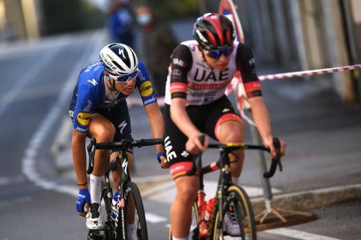 Tadej Pogačar scores second monument win with blazing ride at Il Lombardia