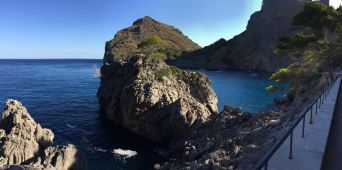 Ein sehr touristisches Foto aus Sa Calobra (5).