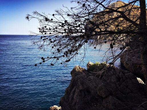 Ein sehr touristisches Foto aus Sa Calobra (2).