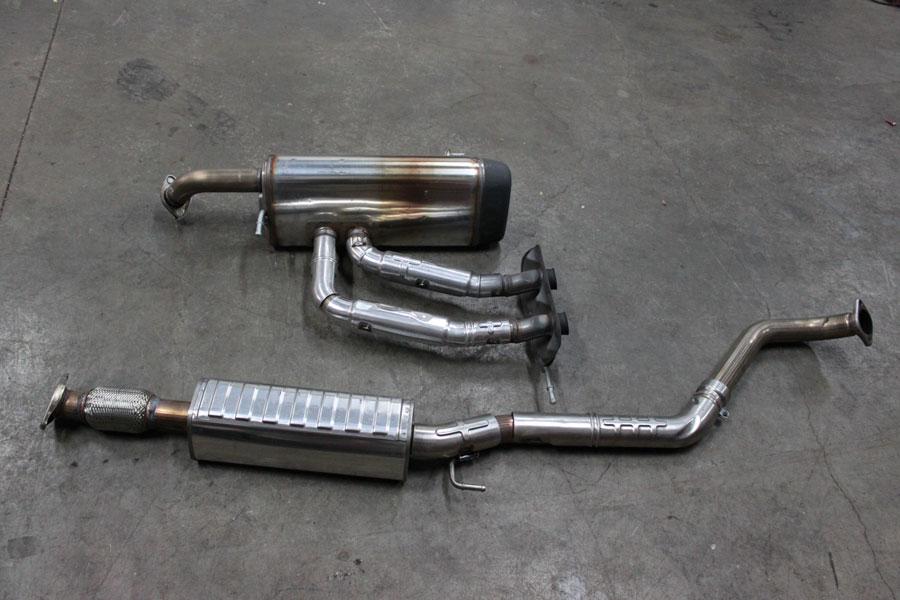 2016 hyundai veloster exhaust