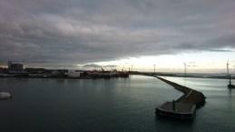 Forlader Frederikshavn