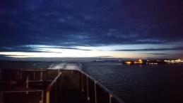 Vue mod Danmark Stena Line