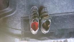 2 gange venstre sko