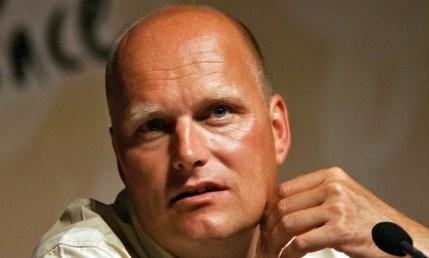 Danish CSC Team Manager Bjarne Riis.