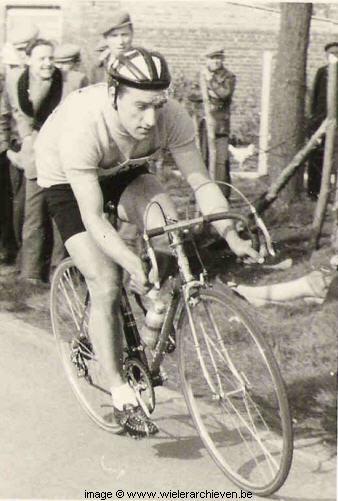"John definitely didn't ""look bad on a bike""."