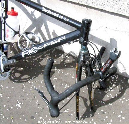 Paul Coats might not be buying another pair of carbon steerer forks.