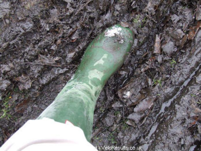 Great, now I can take these damn wellies off!