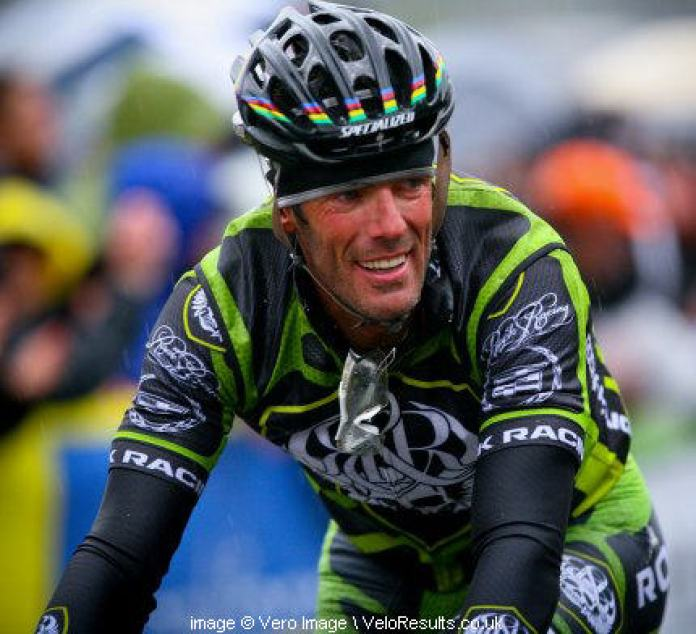 Mario Cipollini scored his third top 10 finish of the race with 10th place on the final stage.