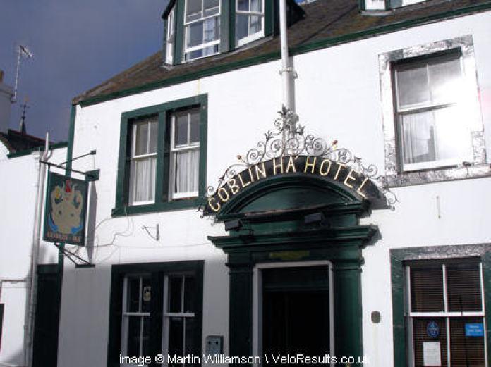 The Goblin Ha' Hotel.