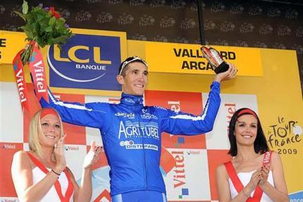 Race newbie Feillu wins Stage7.