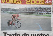 La Vuelta a España in Holland