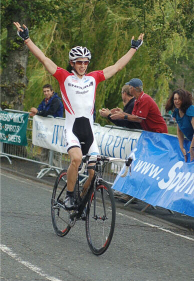Ross adds the Scottish Road Champs to his palmares.