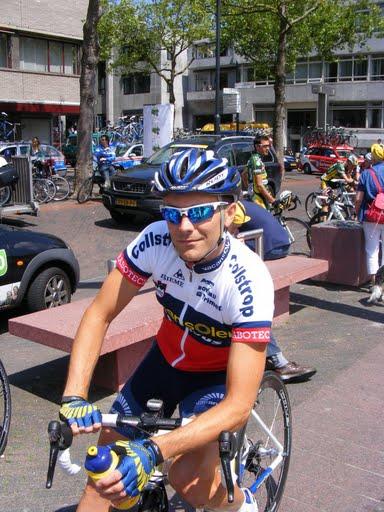 Borut Bozic was Slovenian Champion.