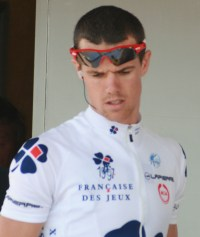 Tim will be riding for F des J in 2010.
