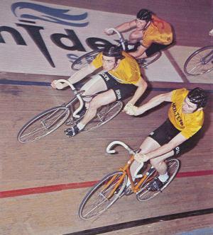 Merckx and Sercu back in the day.