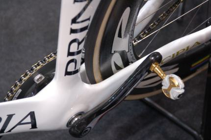 Alex's Principia, special edition Speedplays to celebrate his Worlds Gold Medal. Nice.