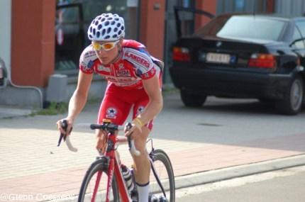 Racing in Erondegem.