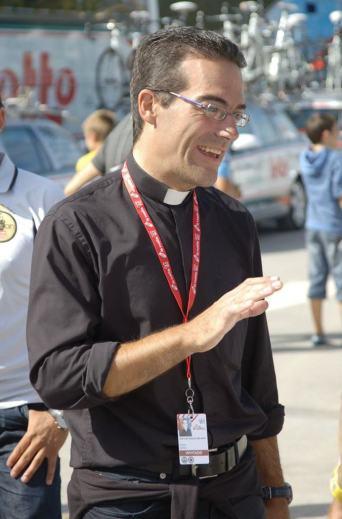 The Race Priest.
