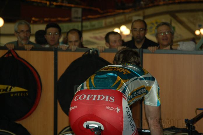 Grenoble Six Day 2010