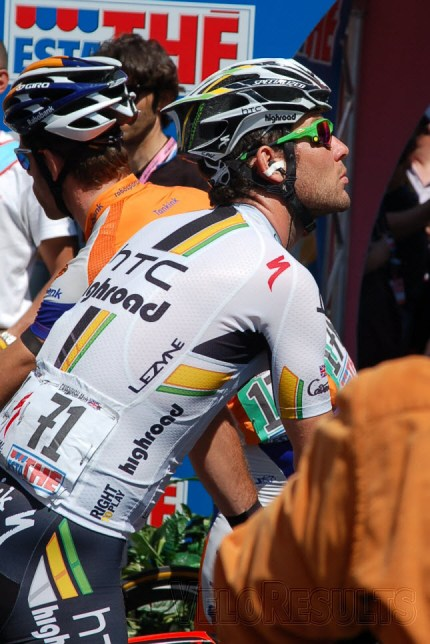 We reckon something's up with Cav and his team.