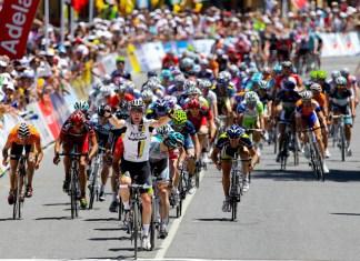Tour Down Under 2012