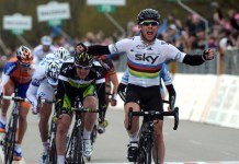 Giro d'Italia 2012 - Stage 2