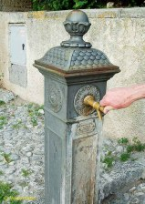 Fresh water well.