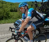 Alex is going very well in this Giro.