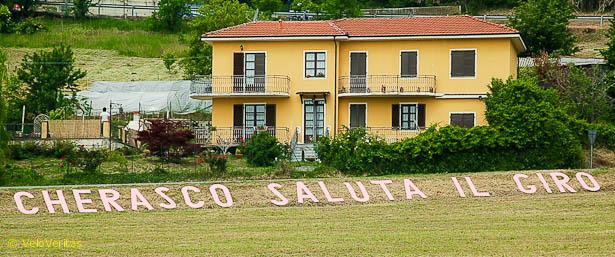 Il Giro, we salute you!