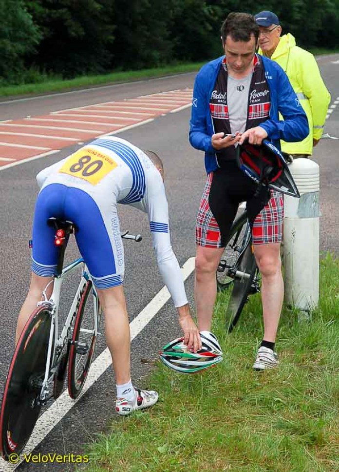 Scottish National 25 mile Time Trial Championship 2012