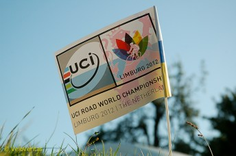 The UCI have marketed the Worlds hard, with merchandise available all over the place.