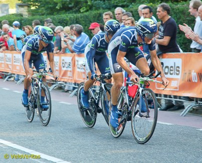 Movistar were one of our favourites.
