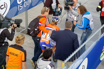 Lots of attention on the Dutch this week.