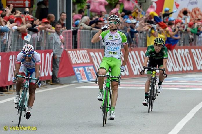 Marco Canola takes the stage. Photo©Fabio Ferrari