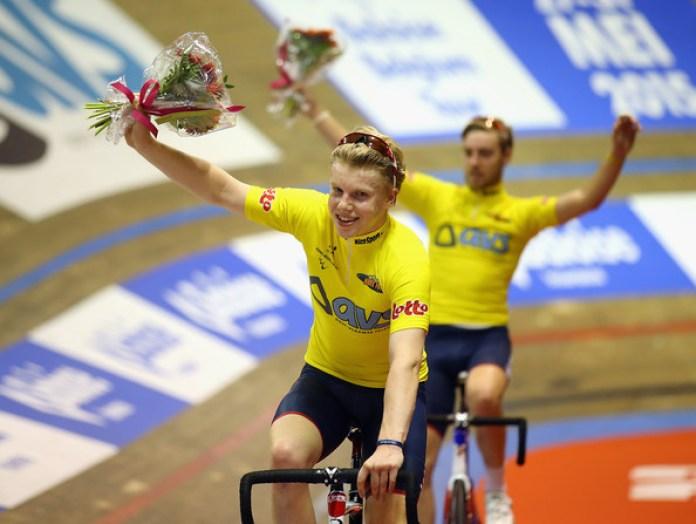 Matt Gibson UCI European U23
