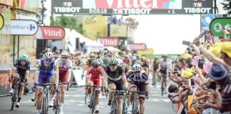 Kittel takes his third