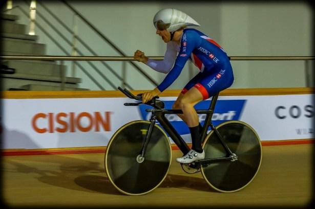 Mark Stewart European Champion