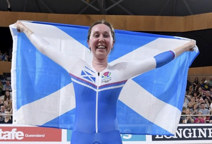 Eight Cycling Medals for Scotland