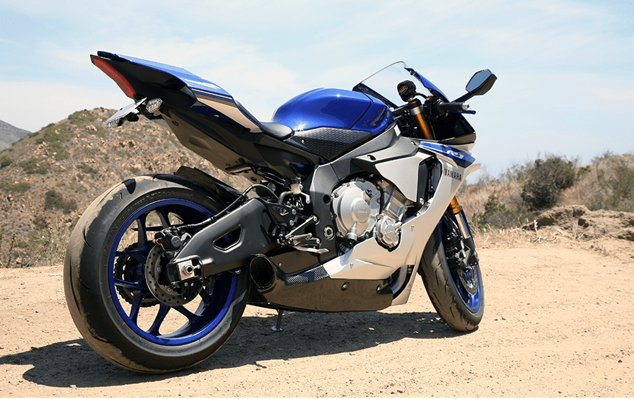which exhaust for the r1 2015