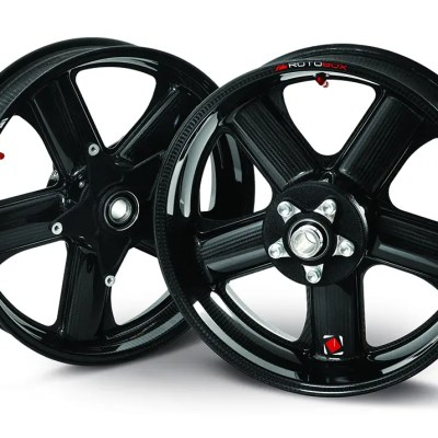 Rotobox Carbon Wheels
