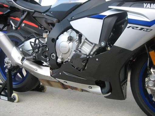 Graves Motorcycle Crash Protection R1 R1M 2015 2016