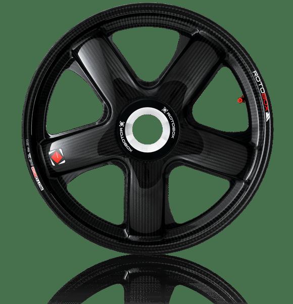 RotoBox RX2 Carbon Convex Wheels Face