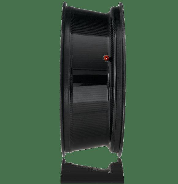 RotoBox RX2 Carbon Convex Wheels Side