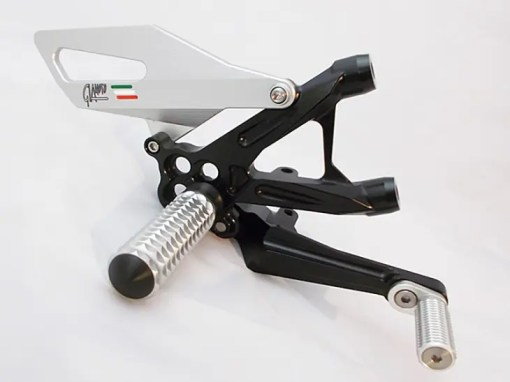 Ducati 899/1199 Panigale Rearset in Black