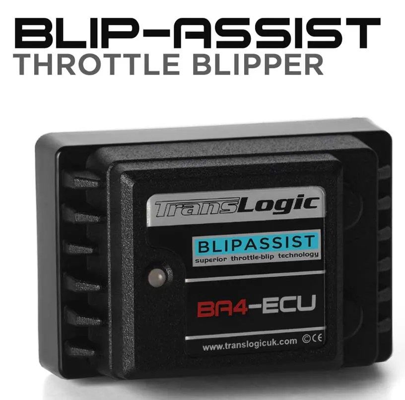 Translogic Blip Assist R1 2007 to 2014 - VeloxRacing com - FTecu Flash-tune  Rotobox Graves Motorsports Europe