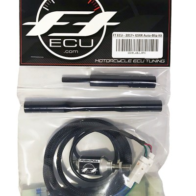 FTEcu GSXR1000 dual direction blipper kit