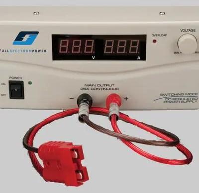 Full Spectrum Power CV1 Rapid Charger Kit