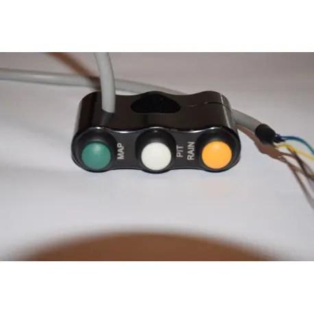 Breese Racing Universal Controls